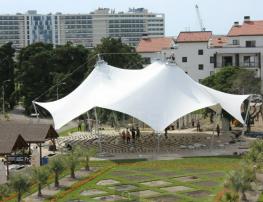 Натяжные шатры Image galery