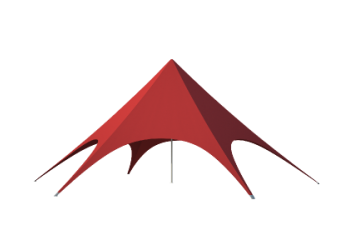 Звезда шатры для торжеств и официальных мероприятий Лого главная