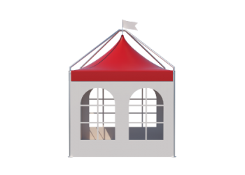 Для загородного дома, дачи, отдыха — Пагода шатры Лого главная