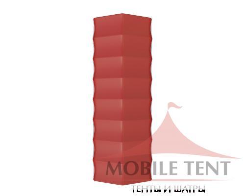 Арочный ангар 15х40 м Схема 4