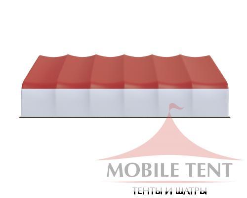 Арочный ангар 20х30 м Схема 3