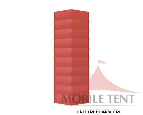 Арочный ангар 20х50 м Схема 4