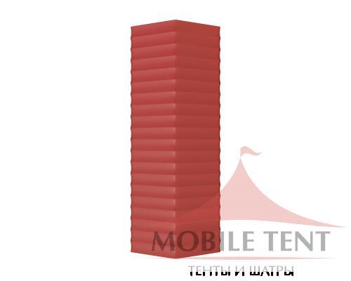 Арочный ангар 40х100 м Схема 4