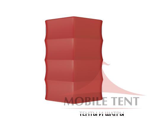 Арочный ангар 15х20 м Схема 4