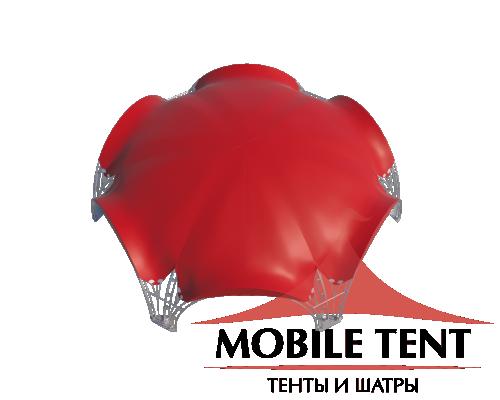 Арочный шатёр 20х17 — 260 м² Схема 4
