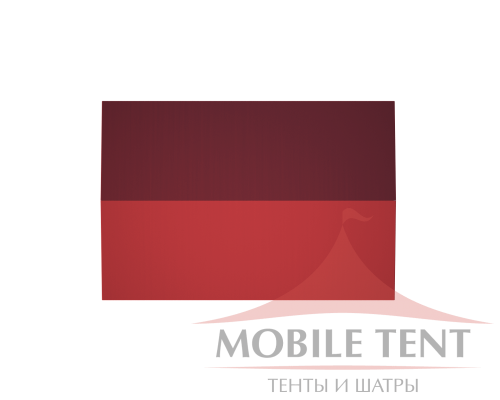 Классический шатёр 10х15 Схема 4