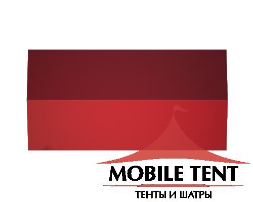 Классический шатёр 15х30 Схема 4