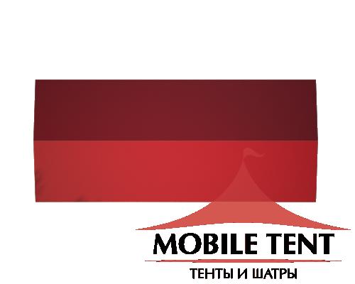 Классический шатёр 15х35 Схема 4