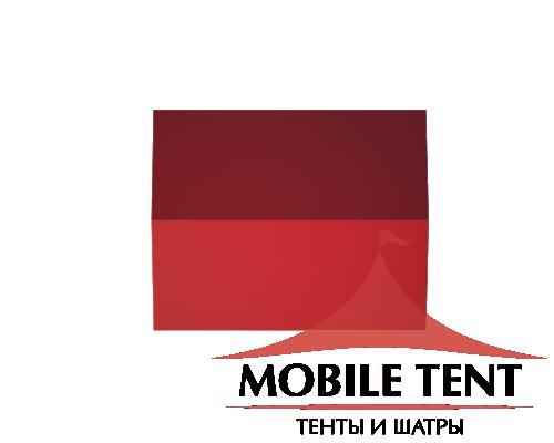 Классический шатёр 20х25 Схема 4