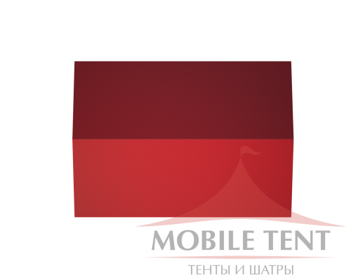 Тент большой — 25х35 Схема 4