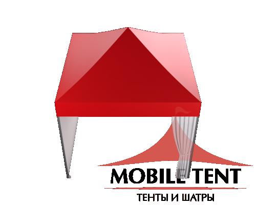 Мобильный шатёр Hard Prof 3х3 Схема