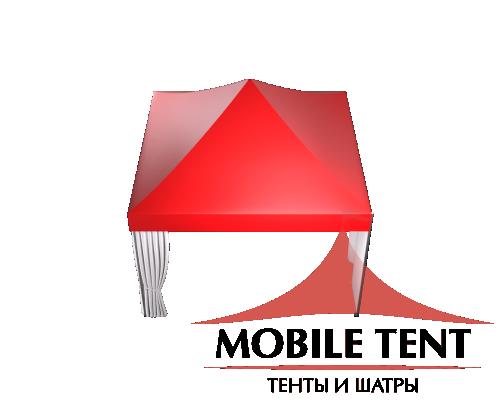 Мобильный шатёр Hard Prof 4х4 Схема