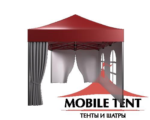 Быстросборные шатры трансформеры Prof 3х4.5 Схема 1