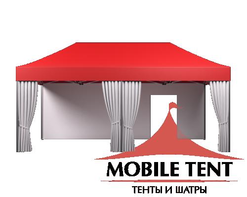 Мобильный шатёр Prof 3х6 Схема 4