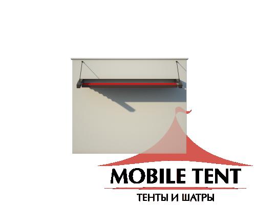 Пергола Подвесная 4х6 Схема 2