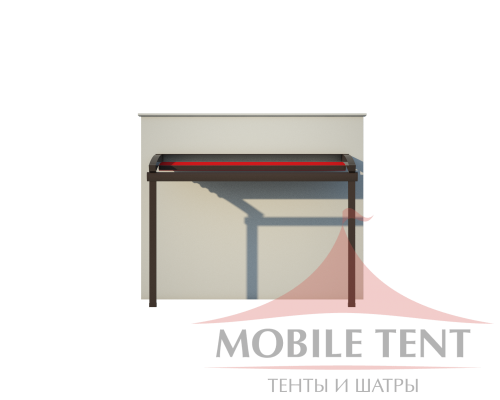 Пергола Стандарт 4х6 Схема 2