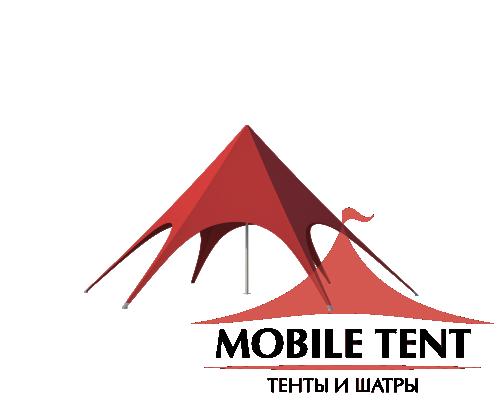Шатёр Звезда (Диаметр 10 м) Схема 1