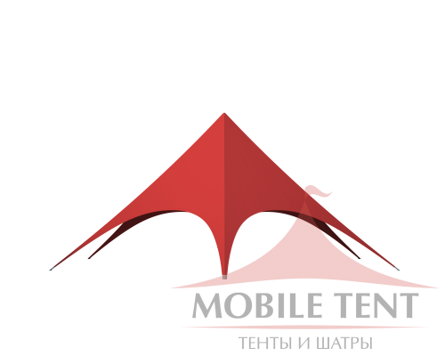 Шатёр Звезда (Диаметр 14 м) Схема 3