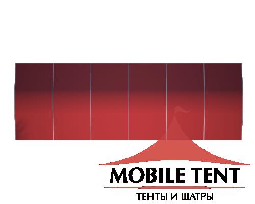 Шатёр для мероприятий 10х30 Схема 4
