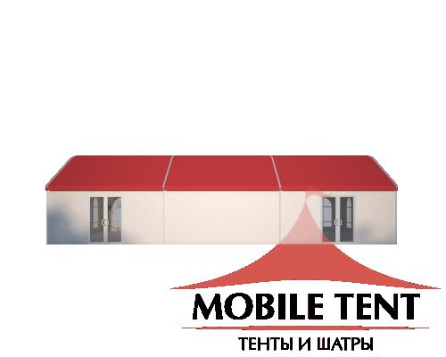 Шатёр для мероприятий 10x15 м Схема 3