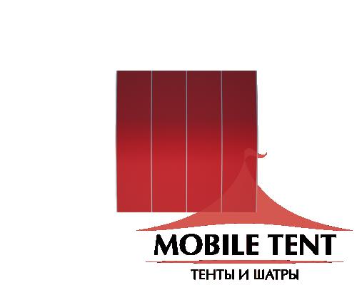 Шатёр для мероприятий 20х20 Схема 4