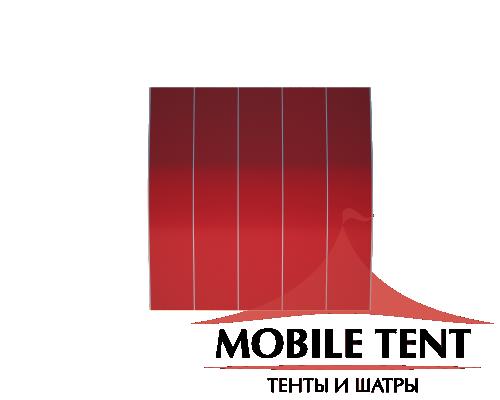 Шатёр для мероприятий 25х25 Схема 4