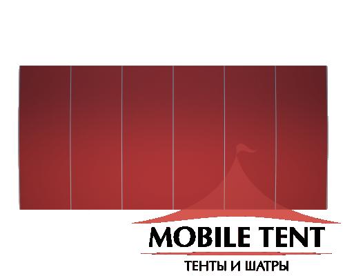 Шатёр для выставок 10х30 Схема 4