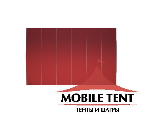 Шатёр для выставок 15х30 Схема 4