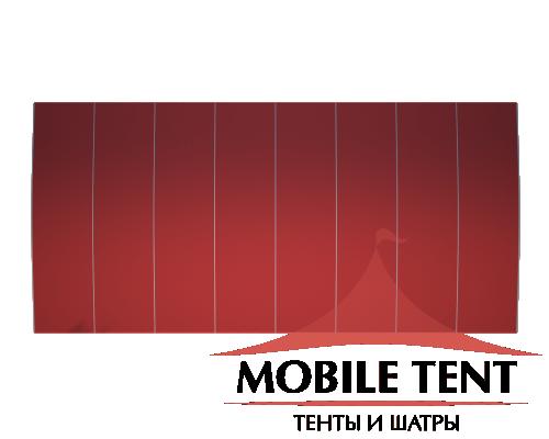 Шатёр для выставок 15х40 Схема 4