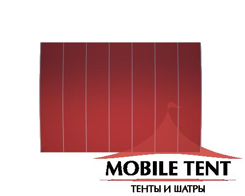 Шатёр для выставок 20х35 Схема 4
