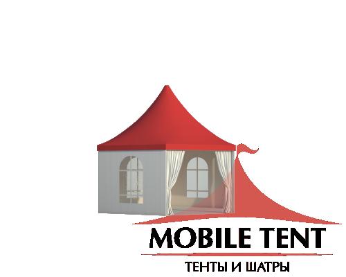 Шестигранный шатёр Стандарт (Диаметр 6 м) Схема 2
