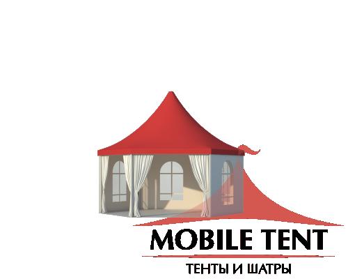 Шестигранный шатёр Стандарт (Диаметр 6 м) Схема 3
