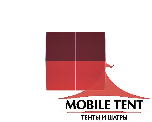 Тентовый ангар 10х10 Схема 3