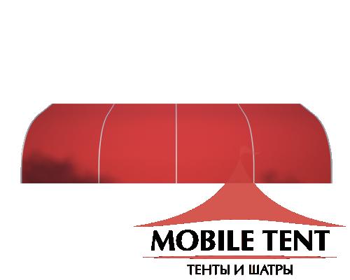 Тентовый ангар 10х20 Схема 3