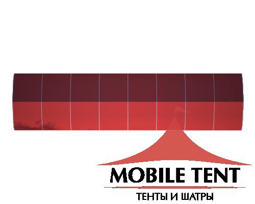 Тентовый ангар 10х40 Схема 3
