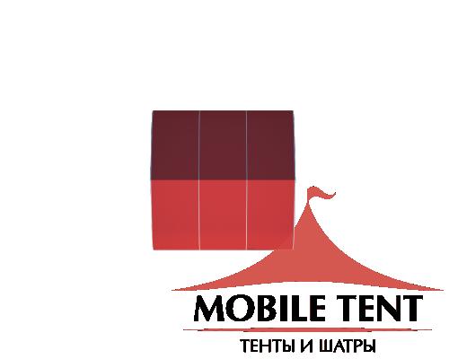Тентовый ангар 15х15 Схема 3