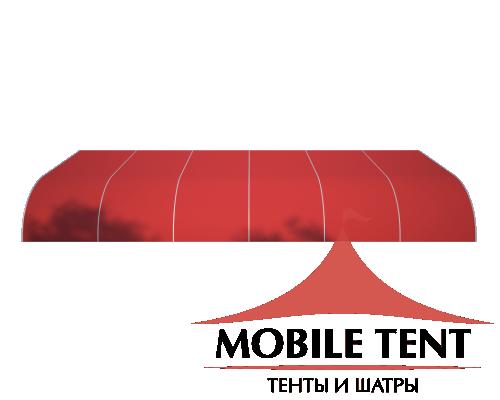 Тентовый ангар 15х30 Схема 3