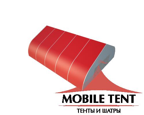 Тентовый ангар 20х25 Схема