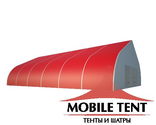 Тентовый ангар 20х30 Схема 1