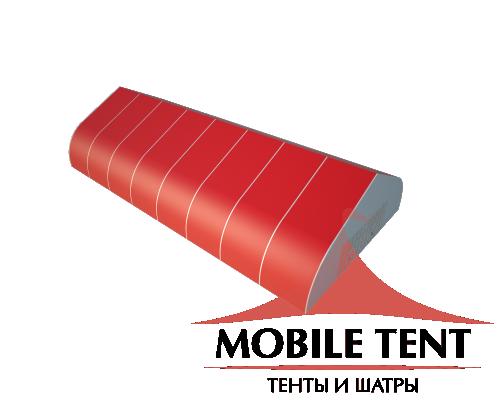 Тентовый ангар 20х40 Схема