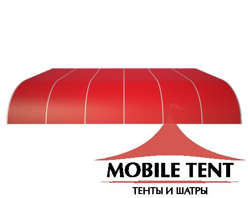 Тентовый ангар 25х30 Схема 3