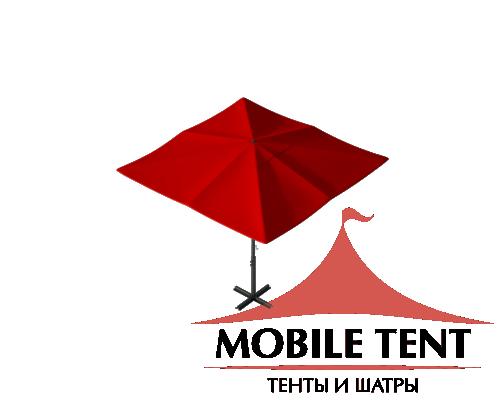 Зонт Desert 2х2 Схема