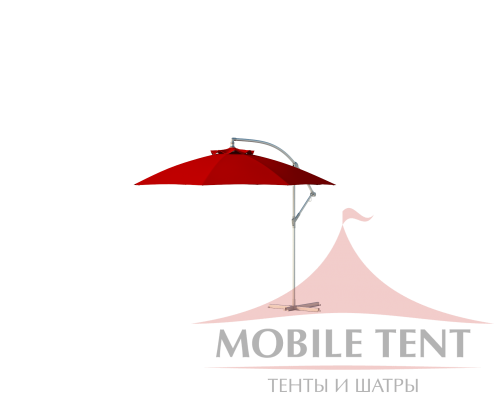 Зонт Side диаметр 2 Схема 2