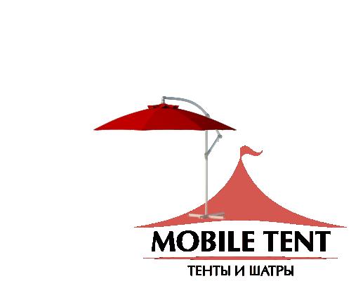 Зонт Side диаметр 4 Схема 2