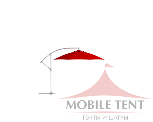 Зонт Side диаметр 5 Схема 3