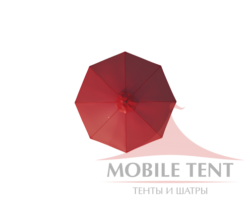 Зонт Standart диаметр 4 Схема 5