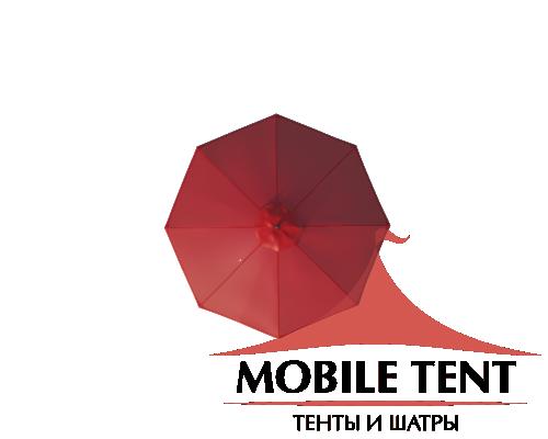 Зонт Standart диаметр 5 Схема 5