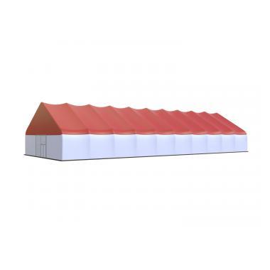 Арочный ангар 20х50 м Схема