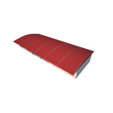 Шатёр для выставок 10х30 Схема