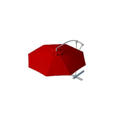 Зонт Side диаметр 2 Схема